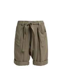 RAEY | Combat Crepe Shorts