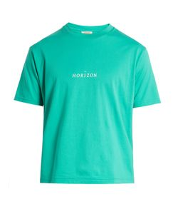 Everest Isles | Horizon Cotton-Jersey T-Shirt