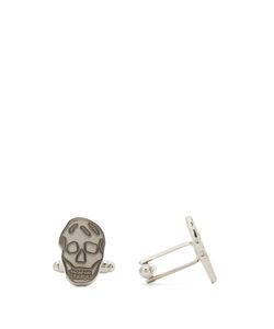 Alexander McQueen | Large Skull Cufflinks