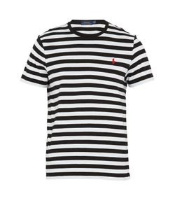 Polo Ralph Lauren | Striped Crew-Neck Cotton T-Shirt