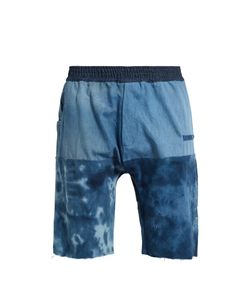 LONGJOURNEY | Hangar Tie-Dye Cotton Shorts