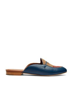 MALONE SOULIERS | X Natalia Vodianova Dasha Slip-On Loafers