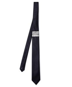 TITLE OF WORK | Three-Stripe Wool-Gabardine Tie