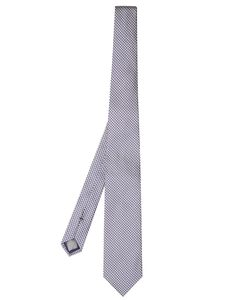 Dunhill | Hounds-Tooth Check Silk Tie