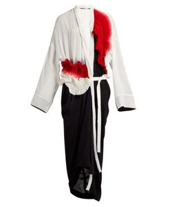 Haider Ackermann | Altir Silk Wrap Dress