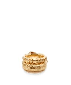 Aurelie Bidermann | Alhambra Set Of Two Plated Rings