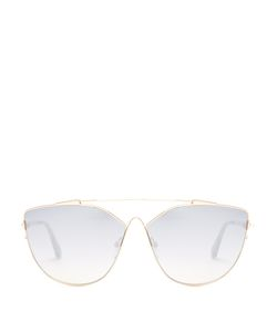 Tom Ford   Jacquelyn Cat-Eye Sunglasses