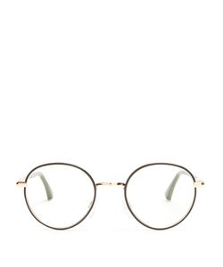CUTLER & GROSS   Pa0146 Round-Frame Glasses
