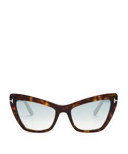 Tom Ford Eyewear | Valesca Mirro Cat-Eye Sunglasses