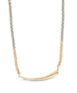 CHARLOTTE CHESNAIS | Alki Plated Necklace