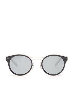 DIOR HOMME SUNGLASSES | Dior0209s Mirrored Sunglasses