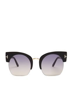 Tom Ford Eyewear | Savannah Cat-Eye Sunglasses