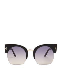 Tom Ford Eyewear | Savannah Cat-Eye Sunglasses