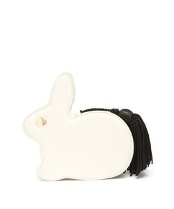 HILLIER BARTLEY | Bunny Leather Clutch