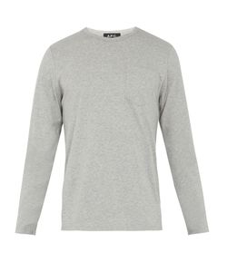 A.P.C. | Timmy Long-Sleeved Cotton T-Shirt