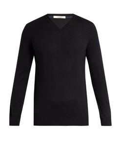 Adam Lippes | V-Neck Wool Sweater