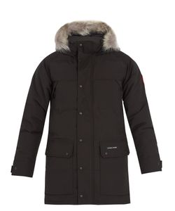 Canada Goose | Emory Fur-Trimmed Down Coat