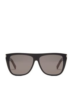 Saint Laurent | Flat-Top Sunglasses