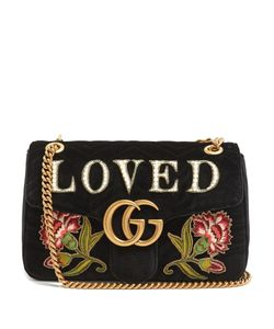 Gucci | Gg Marmont Medium Quilted Shoulder Bag