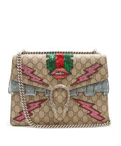 Gucci | Dionysus Gg Supreme Embellished Shoulder Bag
