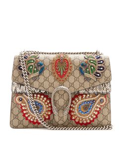 Gucci | Dionysus Gg Supreme Embellished Shoulder Bag