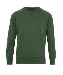 Y-3 | Logo-Print Cotton-Blend Sweatshirt