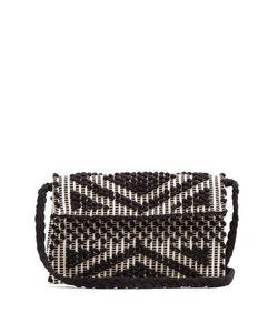 ANTONELLO TEDDE | Suni Cotton Cross-Body Bag