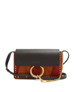 Chloe | Faye Small Suede And Cross-Body Bag