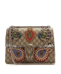 Gucci | Dionysus Gg Supreme Embellished Large Shoulder Bag