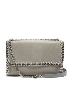 Stella Mccartney | Falabella Faux-Suede Sliding Shoulder Bag