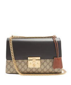 Gucci | Padlock Gg Supreme Medium Shoulder Bag