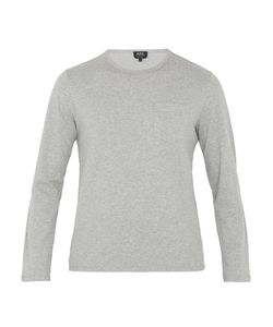 A.P.C. | Timmy Long-Sleeved Cotton-Jersey T-Shirt