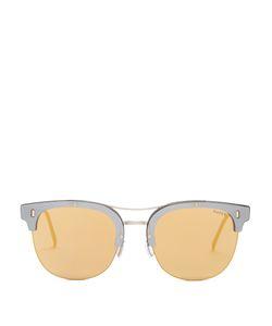 RETRO SUPER FUTURE   Strada Round-Frame Sunglasses