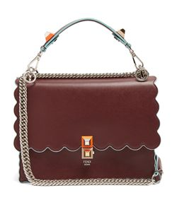 Fendi | Kan I Leather Shoulder Bag