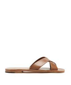 ÁLVARO | Antonio Leather Sandals