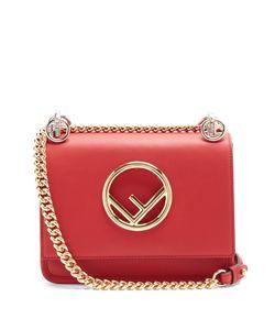 Fendi | Kan I Small Leather Cross-Body Bag