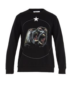 Givenchy | Monkey Brothers-Print Cotton Sweatshirt