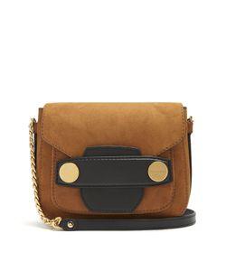 Stella Mccartney | Stella Popper Faux-Suede Cross-Body Bag
