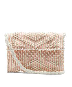 ANTONELLO TEDDE | Suni Linen And Cotton-Blend Cross-Body Bag