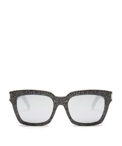 Saint Laurent | D-Frame Acetate Sunglasses