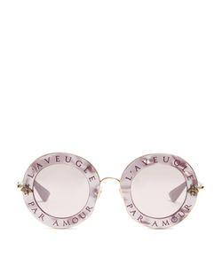 Gucci | Laveugle Par Amour Sunglasses