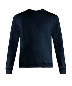 Fanmail | Crew-Neck Cotton Sweatshirt
