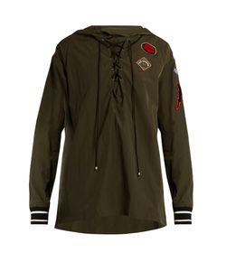 THE UPSIDE   Maison Hooded Performance Jacket