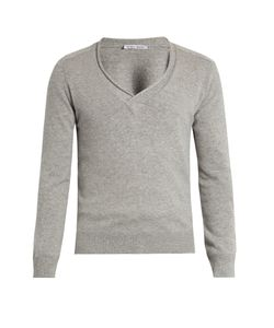 Tomas Maier | V-Neck Cashmere-Sweater