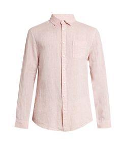 Onia | Abe Long-Sleeved Linen Shirt