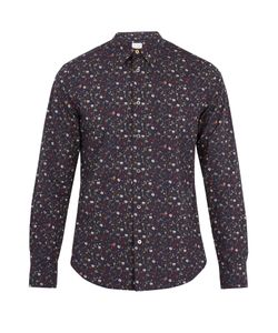 Paul Smith | And Balloon-Print Cotton Shirt