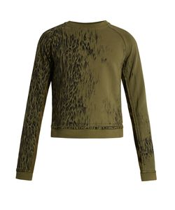 Haider Ackermann | Perth Leopard-Print Cotton Sweatshirt