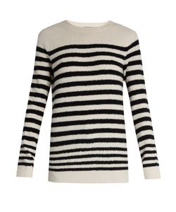 Vince | Striped Wool-Blend Sweater