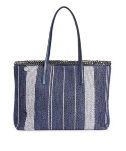 Stella Mccartney | Falabella Striped Tote