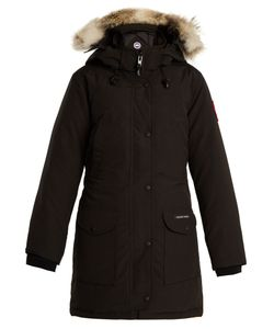 Canada Goose | Trillium Fur-Trimmed Down Coat